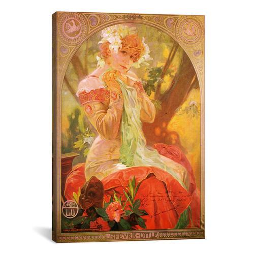 Sarah Bernhardt - La Princesse Lointaine (1903)   Canvas Art
