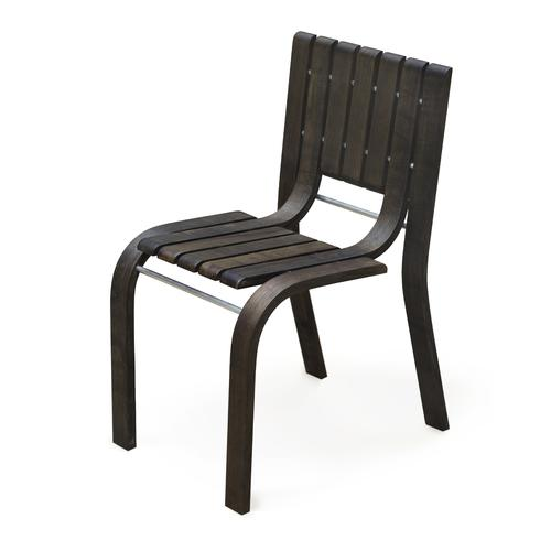 Unit Chair | Ebonized American Ash