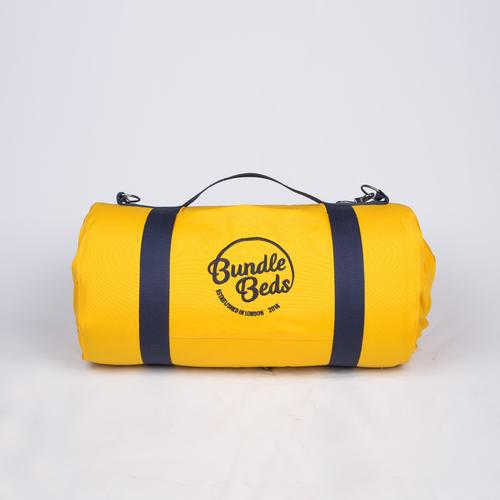 Small Bundle Bed | Yellow