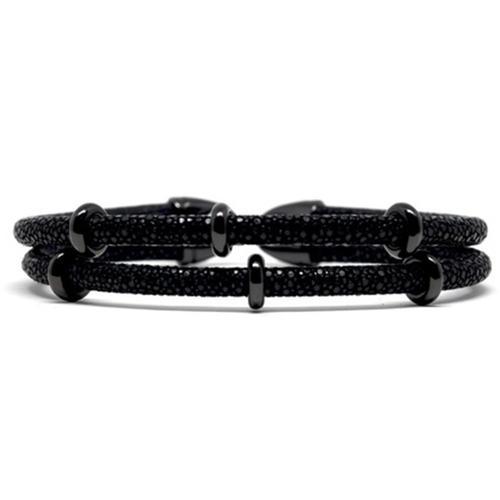 Bracelet | 2x Sting | Black