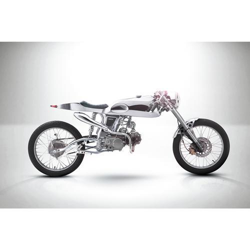 Honda Motorcycle | Eden | Chrome