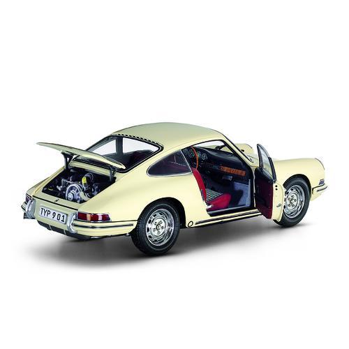 Porsche 901 | 1964 | Champagne Yellow
