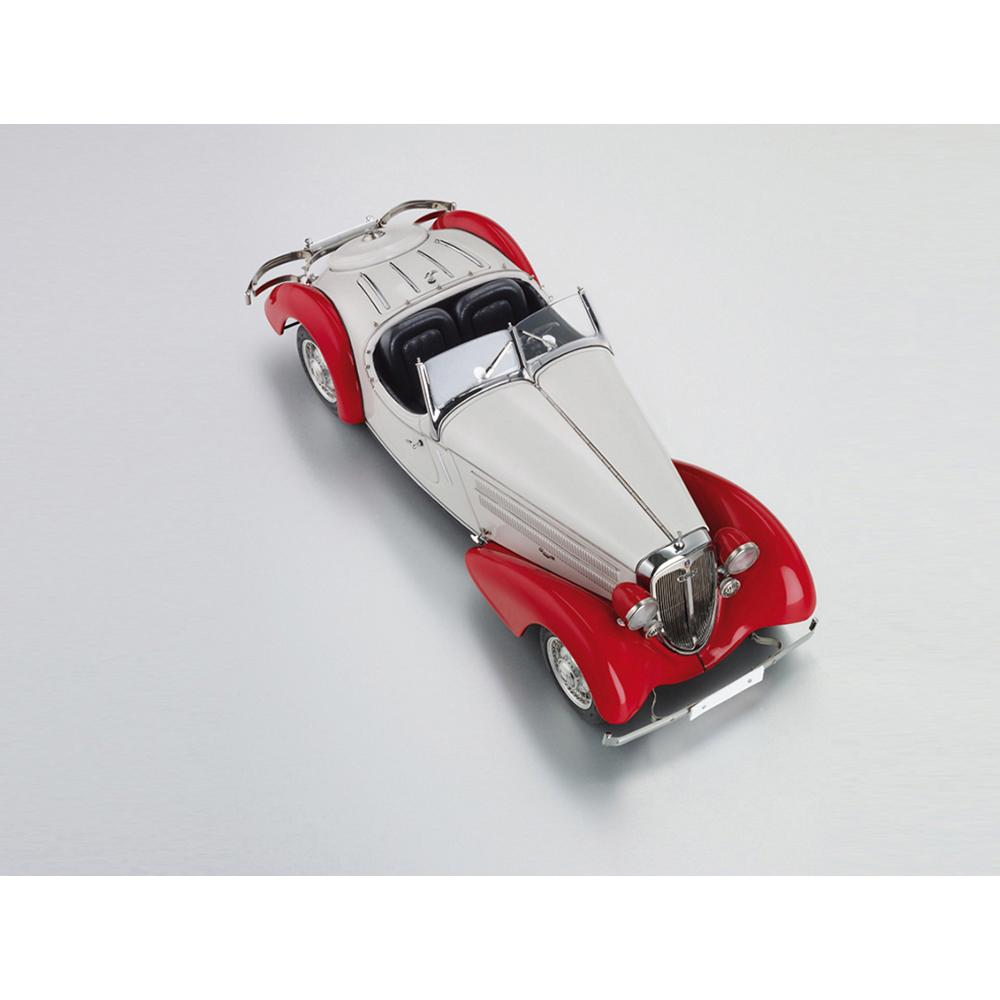 Audi 225 Front Roadster | 1935 | Red/White | CMC