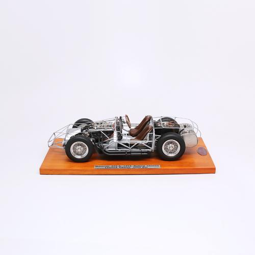 Maserati 300S   1956   Rolling Chassis   Classic Model Cars