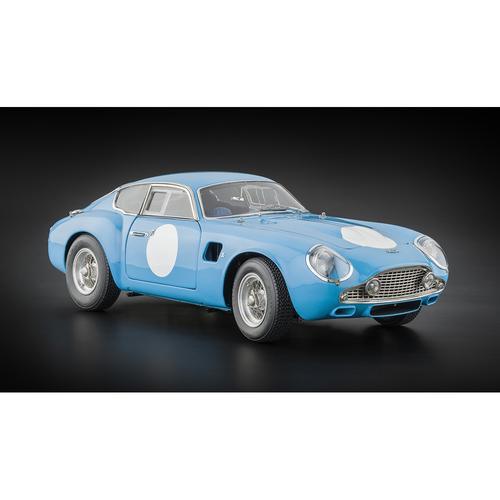 Aston Martin DB4 GT Zagato   Blue