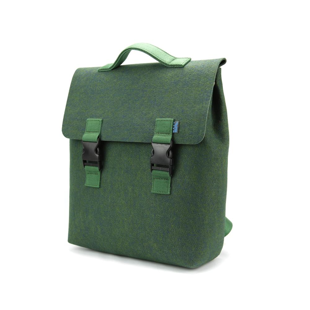 Carter Felt Backpack | Large Interior Capacity | MRKT Bags