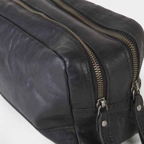 Leather Dopp Kit | Retrack | Cut N Paste