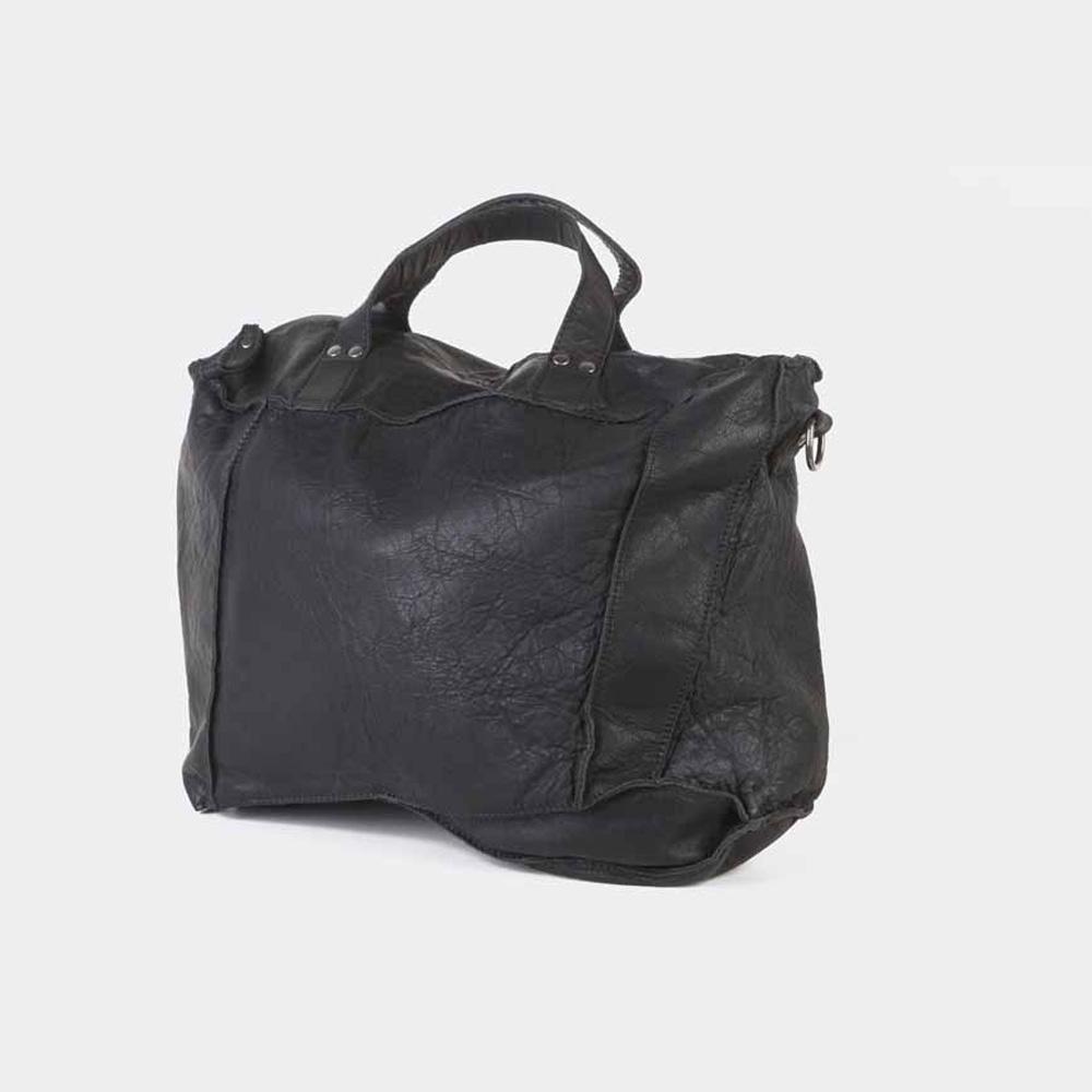 Leather Slouchy Messenger Satchel | Alex | Cut N Paste