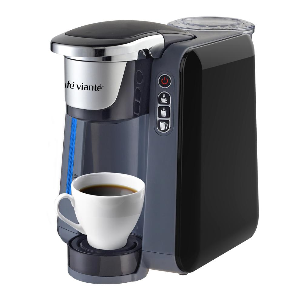 Viante AMERIKANA Single-serve Coffee Brewer for Keurig Pods