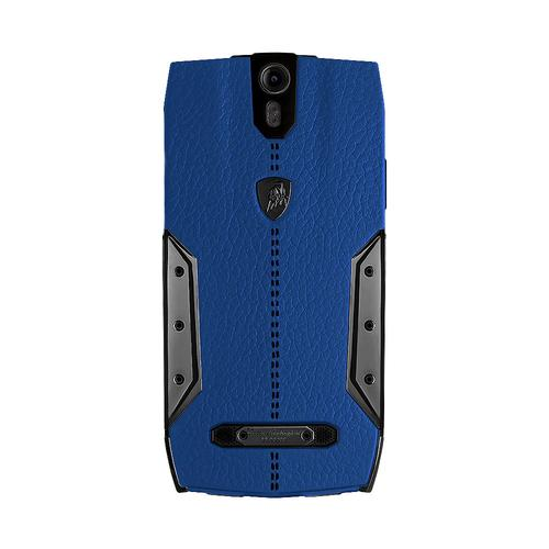 88 Tauri Smartphone | Blue Leather | Black
