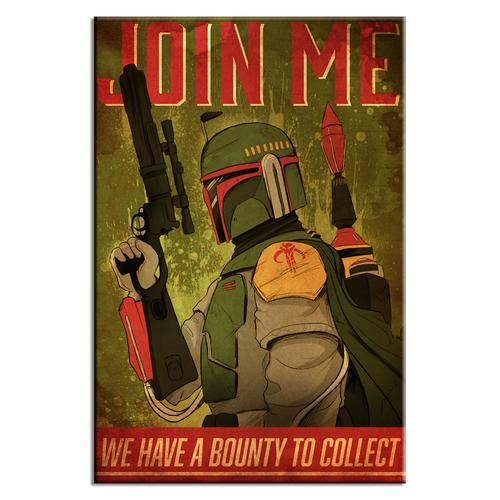 We Have a Bounty To Collect