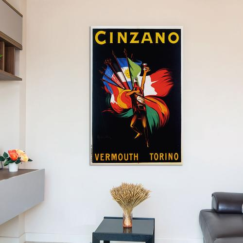 Cappiello Cinzano Vermouth Torino