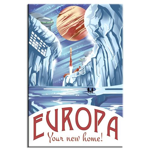 Europa, Your New Home!