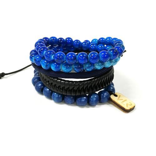Variety Bracelet Set | Navy