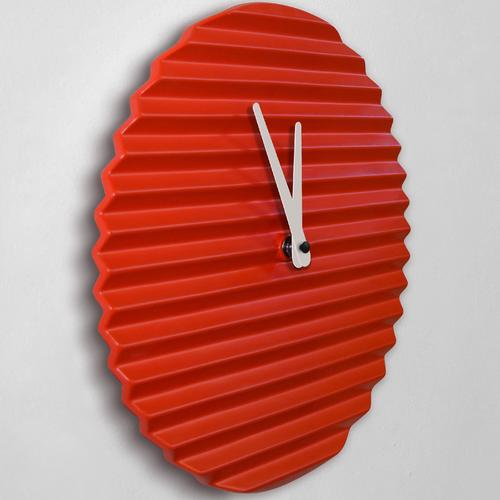 WaveCLOCK   Red   Sabrina Fossi