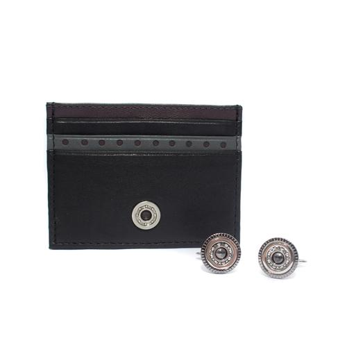 Card Holder / Cufflinks Gift Set   Wheel Bearings