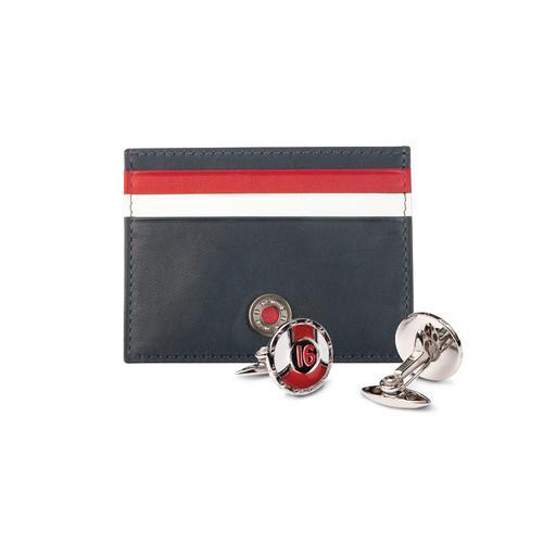 Card Holder / Cufflinks Gift Set   # 16