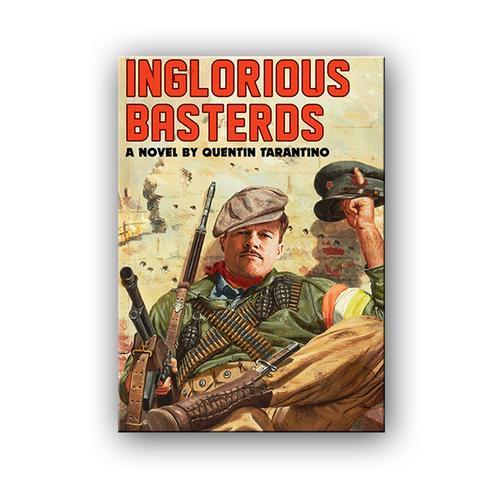 Inglorious Basterds (Retro Poster)