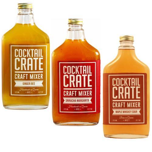 Mixers | Ginger, Maple & Sriracha
