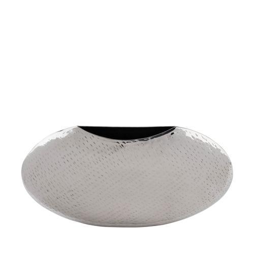 Stainless Steel | Wide cirular Vase