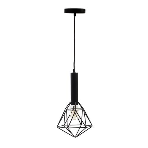 Single Geometric Pendant Lamp | Large