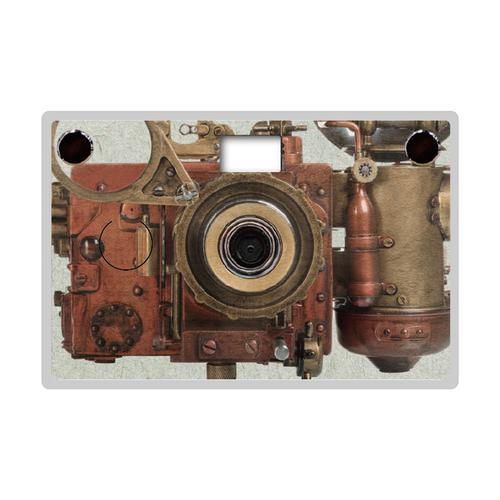 Paper Camera | Steampunk Series