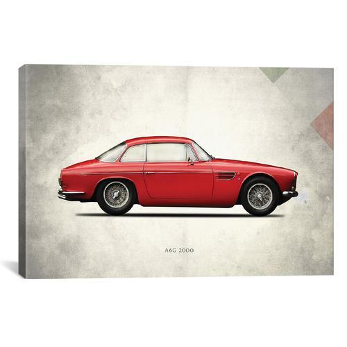 1956 Maserati A6G 2000