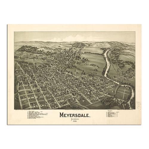 Meyersdale PA | Paper