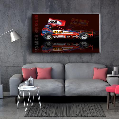 Mick Sworder 150 I   Canvas