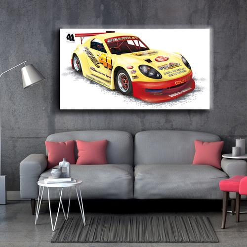640R National Hot Rod   Canvas