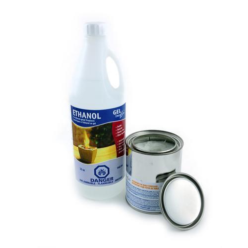 Gel Ethanol   Starter Pack