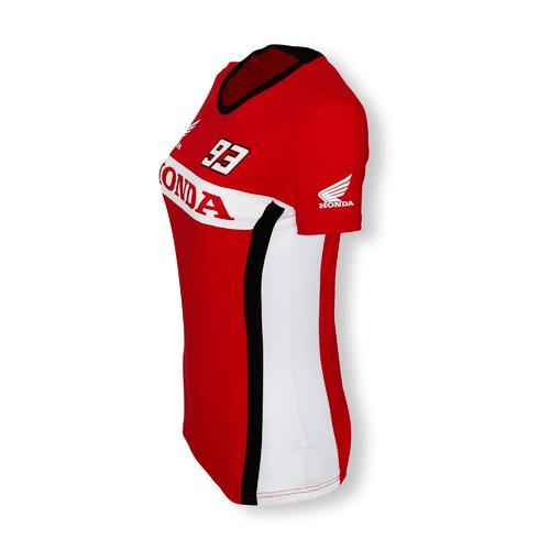 Honda Marc Marquez T-shirt | Women | Moto GP Apparel