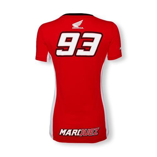 Honda Marc Marquez T-shirt   Women   Moto GP Apparel