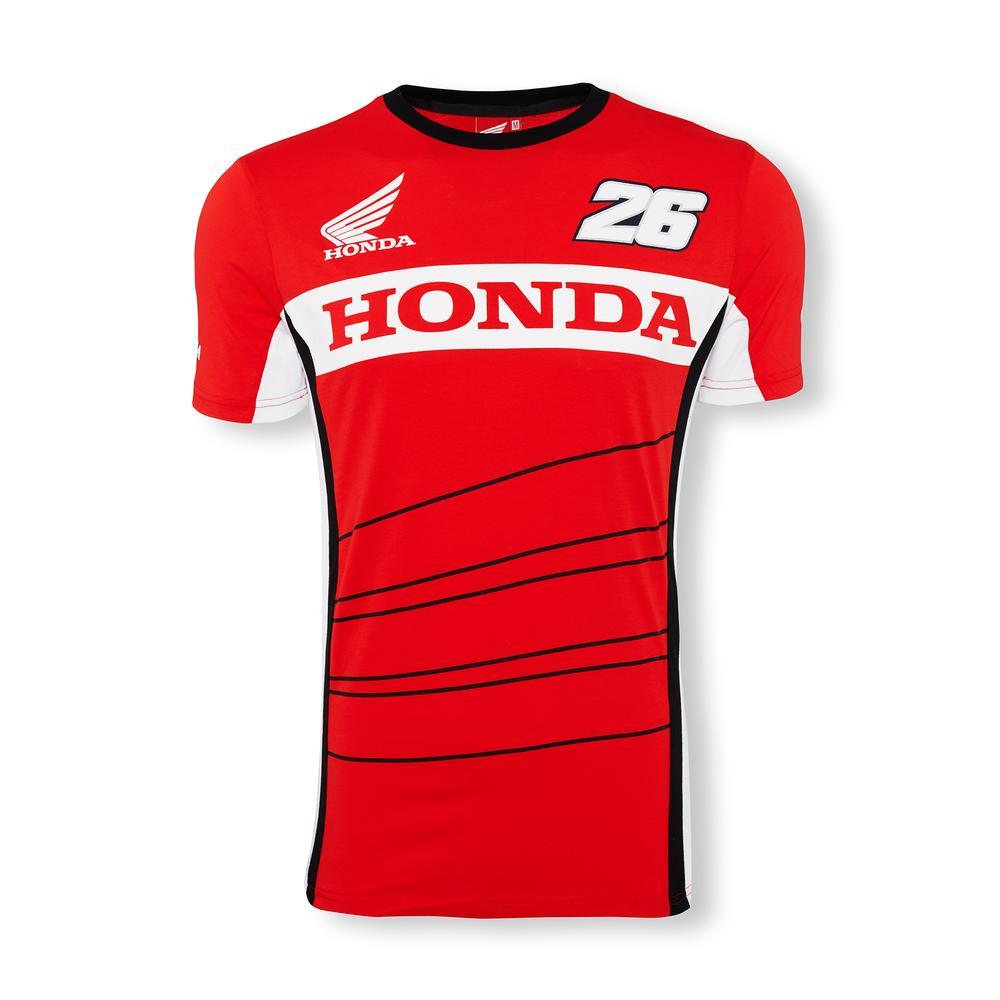 Dani Pedrosa Honda T-shirt   Moto GP Apparel