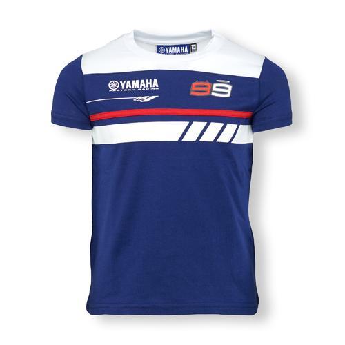 Yamaha Jorge Lorenzo Dual T-Shirt | Moto GP Apparel