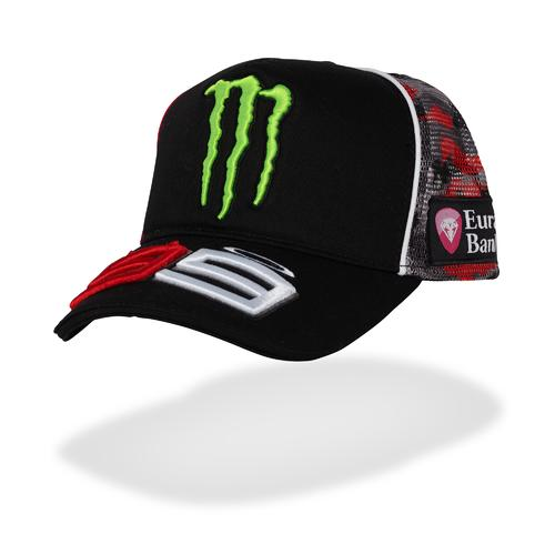 Jorge Lorenzo Monster Trucker Cap