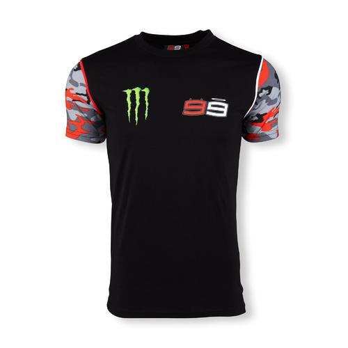 Jorge Lorenzo Monster T-Shirt
