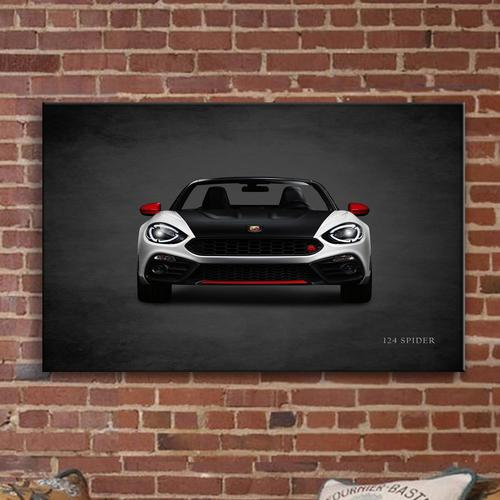 124 Spider | Canvas