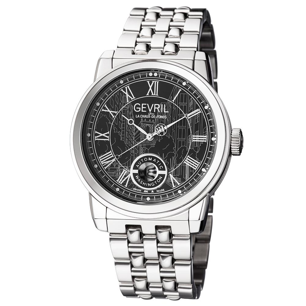 Gevril 2622b gevril mens watches for Gevril watches
