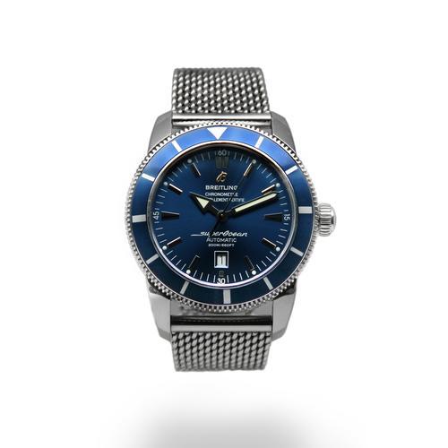 Breitling Heritage 46 Blue