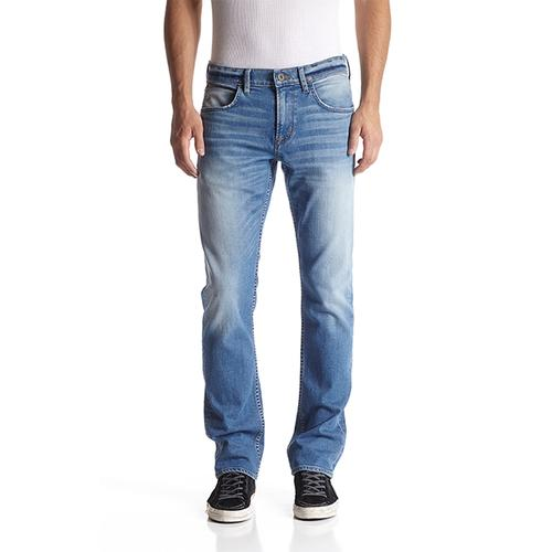 Hudson   Straight Fit Zip Fly