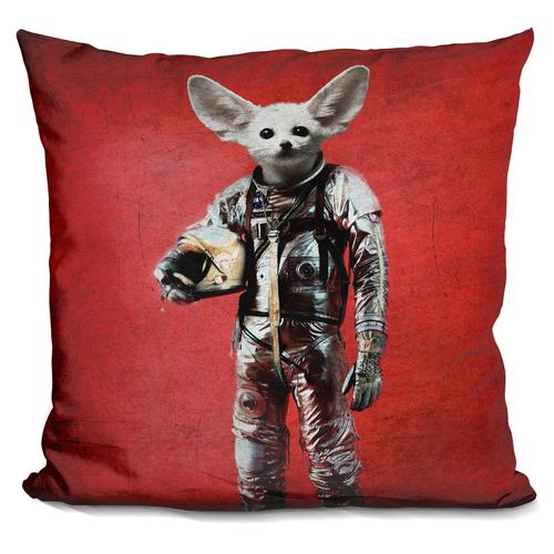 Durro Art 'Space is calling' Throw Pillow