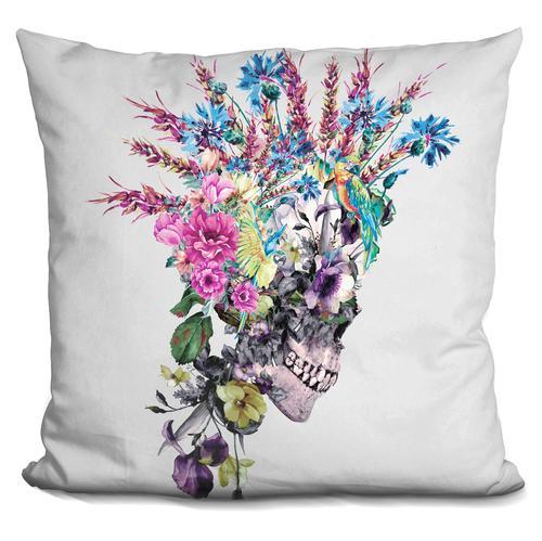 Riza Peker 'Punk' Throw Pillow