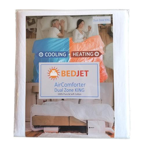 AirComforter Sheet Dual Zone