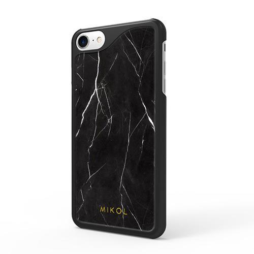 iPhone 7 case   Nero Marquina with Black Border