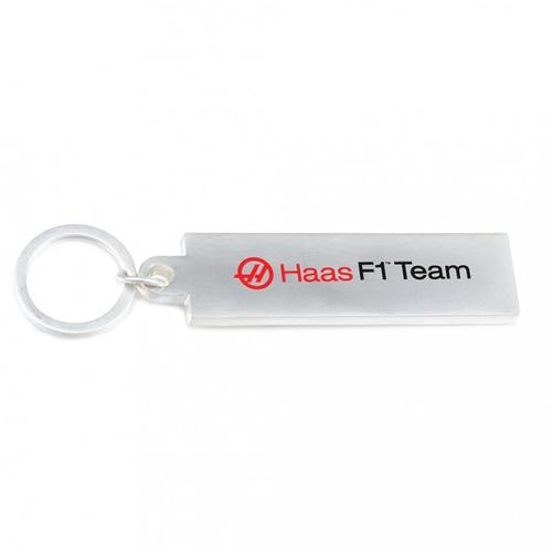 HAAS Metal key Ring