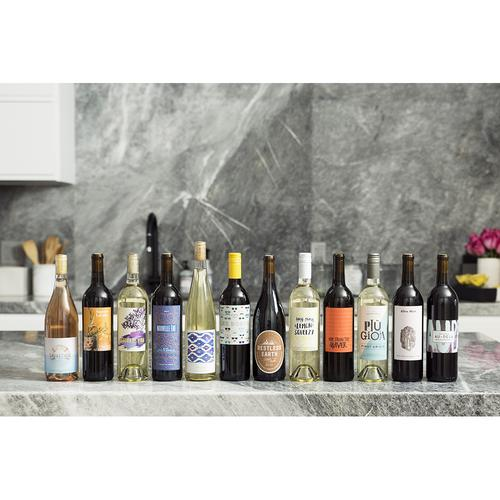 12 Bottle Wine Package | Winc | Wine Club | Sommelier