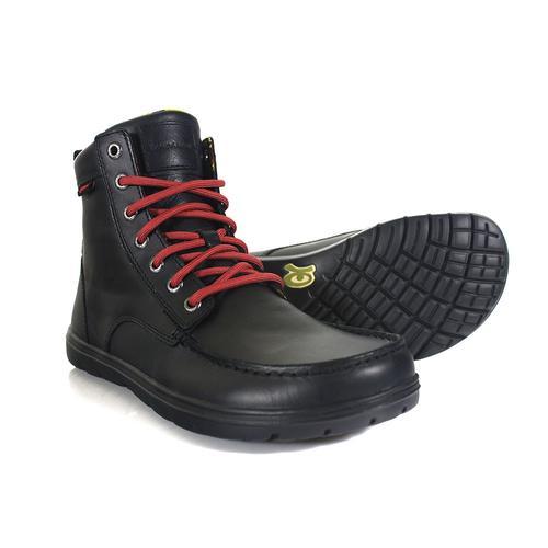 Boulder Boot | Leather Raven
