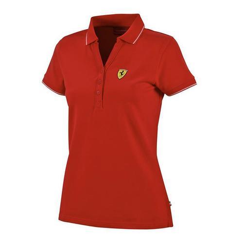 Scuderia Ferrari Classic Polo Ladies