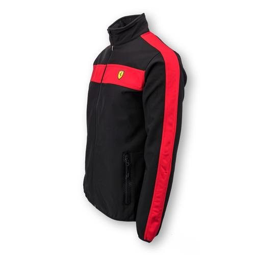 Scuderia Ferrari Softshell Jacket Mens   Motorstore